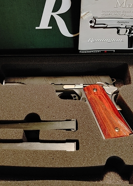 Remington R1 Enhanced .45acp-Used